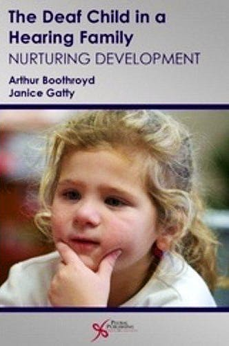 Portada del libro 9781597563949 The Deaf Child in a Hearing Family. Challenges and Potential Solutions