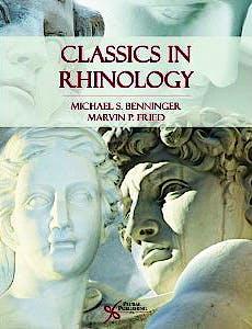 Portada del libro 9781597564069 Classics in Rhinology