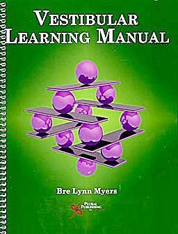 Portada del libro 9781597564113 Vestibular Learning Manual