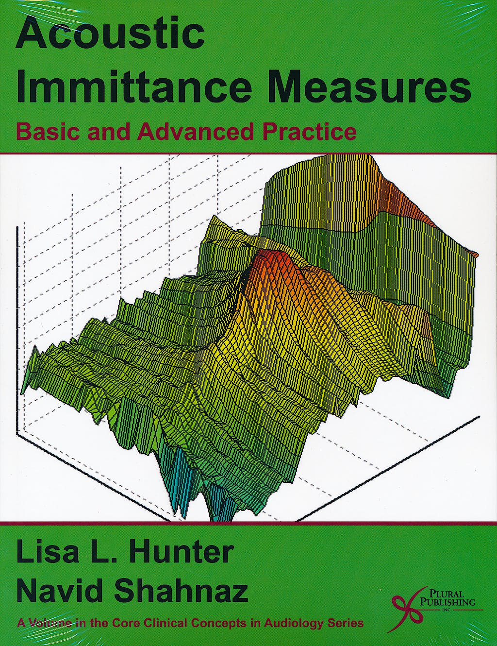 Portada del libro 9781597564373 Acoustic Immittance Measures. Basic and Advanced Practice