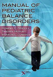 Portada del libro 9781597564526 Manual of Pediatric Balance Disorders + Dvd