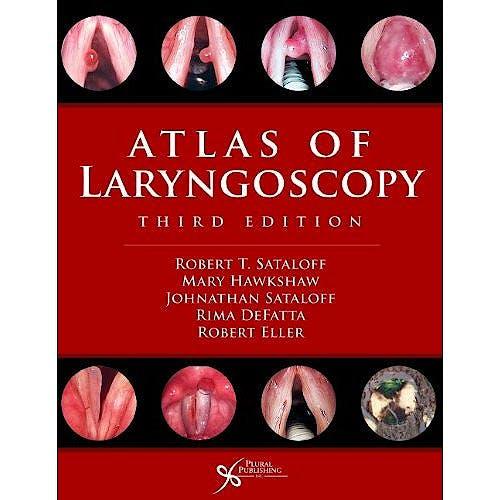 Portada del libro 9781597564748 Atlas of Laryngoscopy