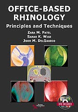Portada del libro 9781597564755 Office-Based Rhinology. Principles And Techniques