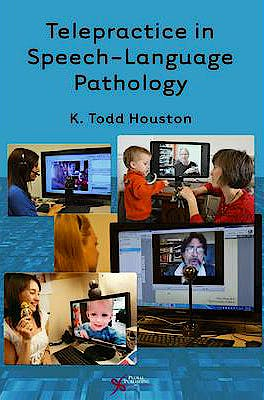 Portada del libro 9781597564793 Telepractice in Speech-Language Pathology