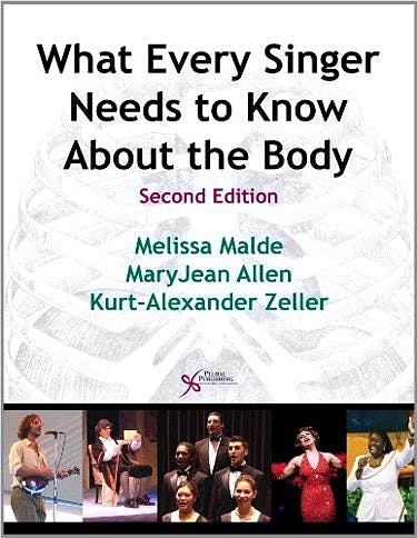 Portada del libro 9781597564946 What Every Singer Needs to Know about the Body