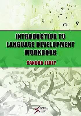 Portada del libro 9781597565394 Introduction to Language Development. Workbook
