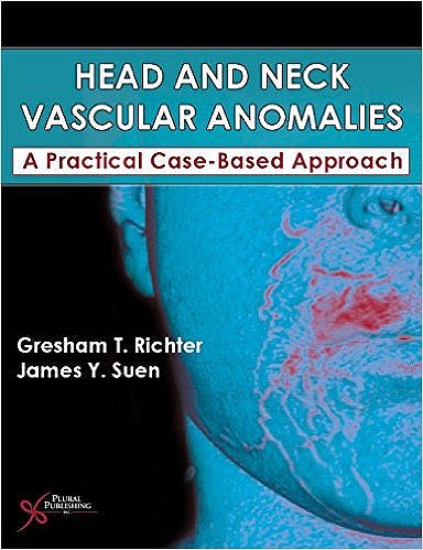 Portada del libro 9781597565462 Head and Neck Vascular Anomalies. a Practical Case-Based Approach