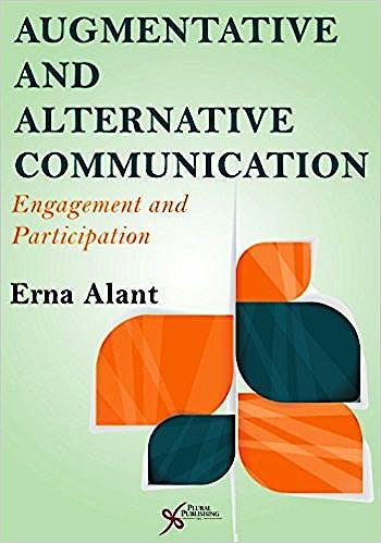 Portada del libro 9781597567138 Augmentative and Alternative Communication. Engagement and Participation