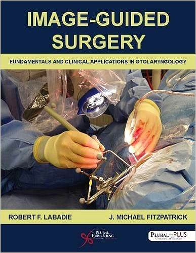 Portada del libro 9781597567190 Image-Guided Surgery. Fundamentals and Clinical Applications in Otolaryngology + Companion Website