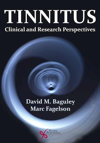 Portada del libro 9781597567213 Tinnitus. Clinical and Research Perspectives