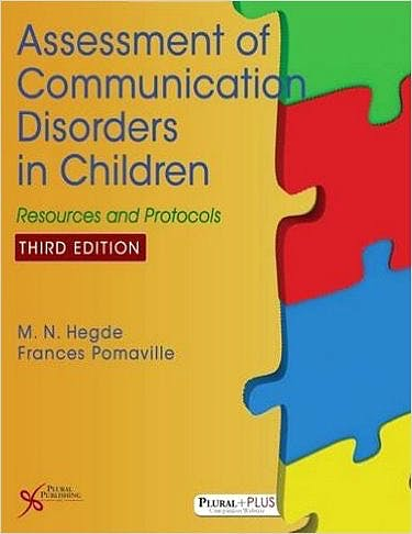 Portada del libro 9781597567848 Assessment of Communication Disorders in Children. Resources and Protocols
