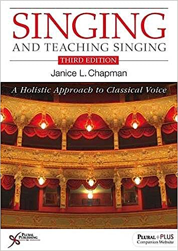 Portada del libro 9781597568913 Singing and Teaching Singing. A Holistic Approach to Classical Voice