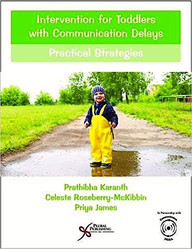 Portada del libro 9781597569798 Intervention for Toddlers with Communication Delays. Practical Strategies