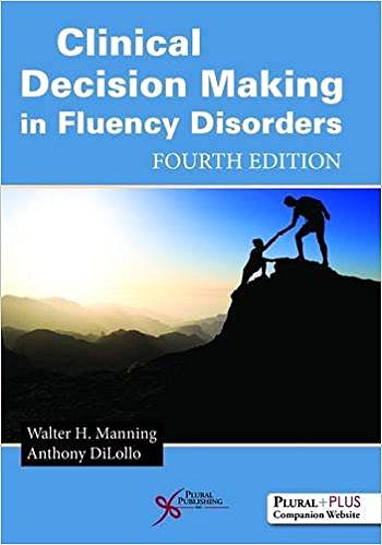 Portada del libro 9781597569972 Clinical Decision Making in Fluency Disorders