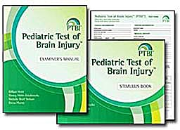Portada del libro 9781598571097 Pediatric Test of Brain Injury (Ptbi)