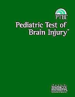 Portada del libro 9781598571127 Pediatric Test of Brain Injury (Ptbi)