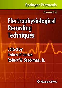 Portada del libro 9781603272018 Electrophysiological Recording Techniques (Neuromethods, Vol. 54)