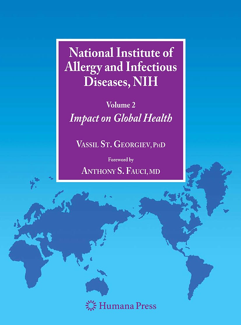 Portada del libro 9781603272964 National Institute of Allergy and Infectious Diseases, Nih. Vol. 2: Impact on Global Health