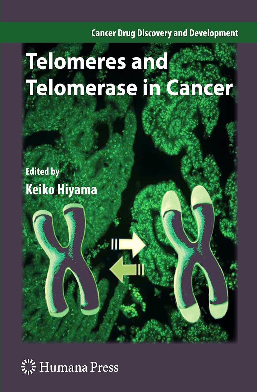 Portada del libro 9781603273060 Telomeres and Telomerase in Cancer