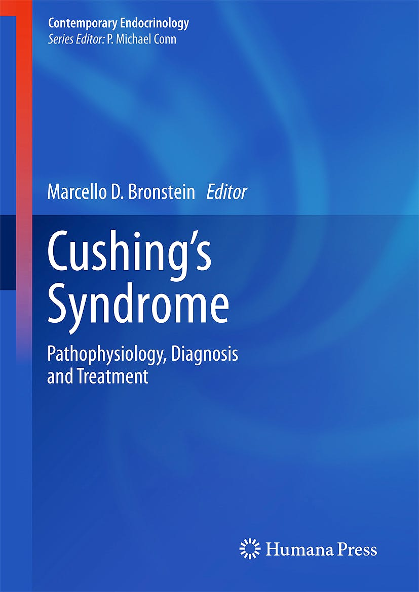 Portada del libro 9781603274487 Cushing's Syndrome. Pathophysiology, Diagnosis and Treatment (Contemporary Endocrinology)