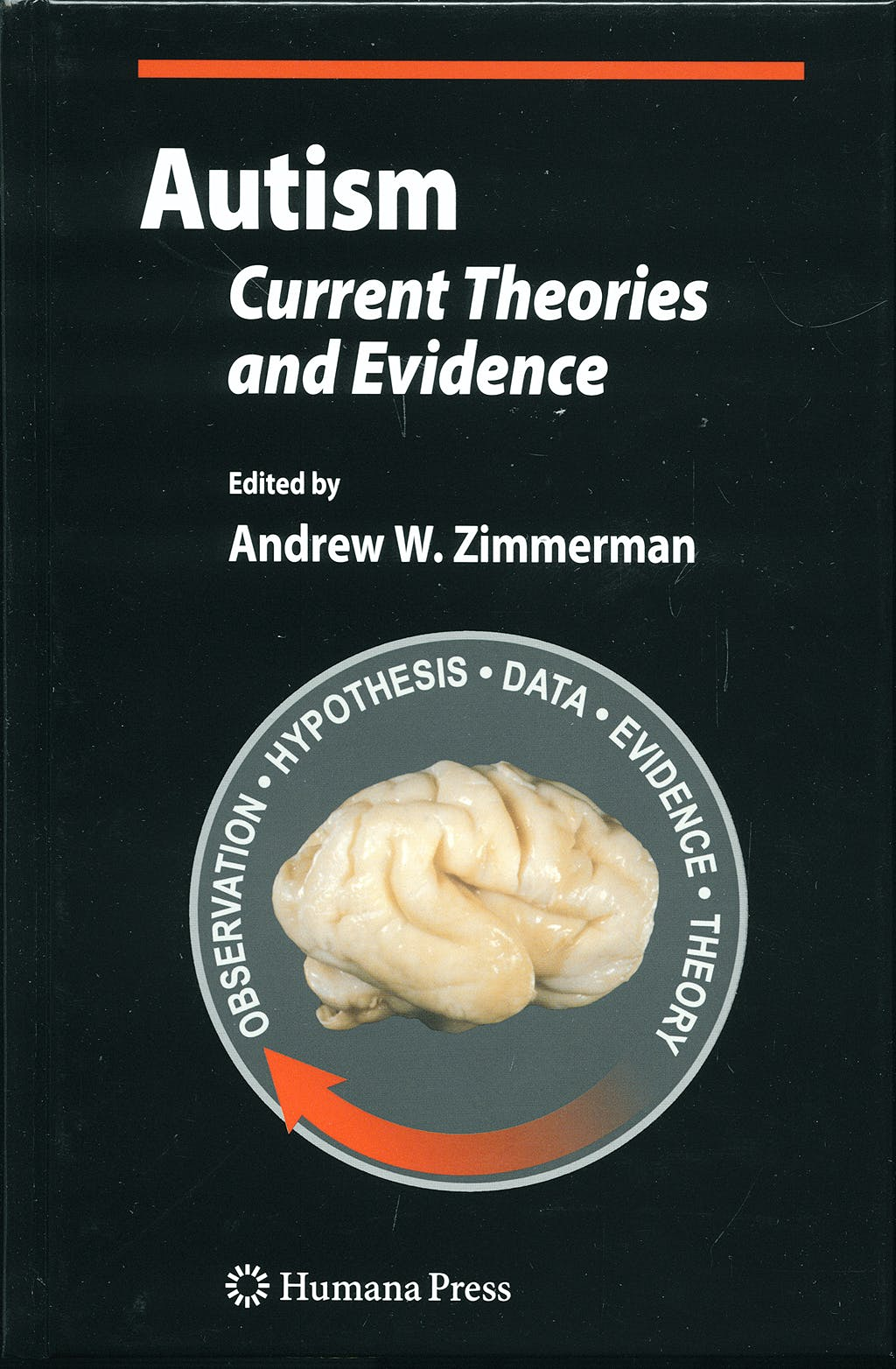 Portada del libro 9781603274883 Autism. Current Theories and Evidence