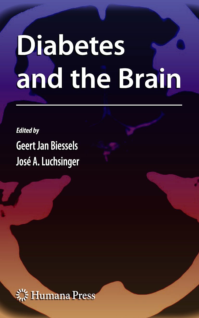 Portada del libro 9781603278492 Diabetes and the Brain