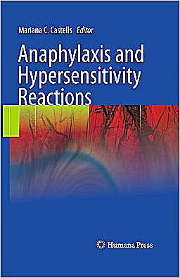 Portada del libro 9781603279505 Anaphylaxis and Hypersensitivity Reactions