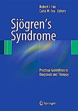 Portada del libro 9781603279567 Sjögren's Syndrome. Practical Guidelines to Diagnosis and Therapy