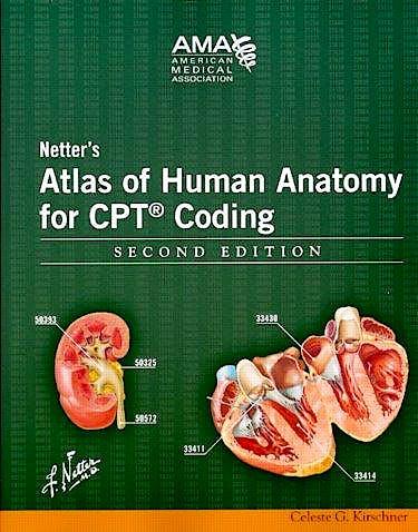 Portada del libro 9781603591096 Netter's Atlas of Human Anatomy for Cpt Coding