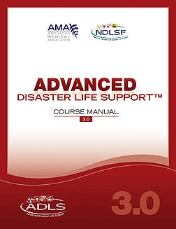 Portada del libro 9781603592062 Advanced Disaster Life Support (Adls) Manual, Version 3.0