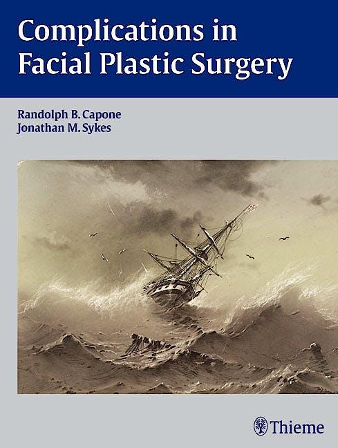Portada del libro 9781604060263 Complications in Facial Plastic Surgery
