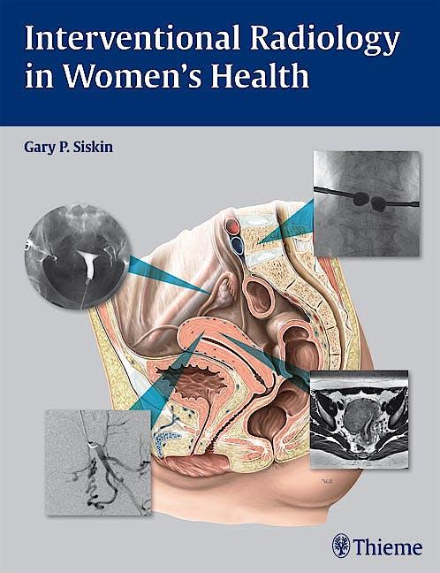 Portada del libro 9781604060461 Interventional Radiology in Women's Health