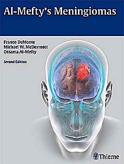 Portada del libro 9781604060539 Al-Mefty's Meningiomas