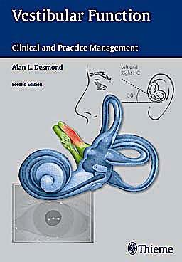 Portada del libro 9781604063615 Vestibular Function. Clinical and Practice Management