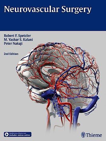 Portada del libro 9781604067590 Neurovascular Surgery