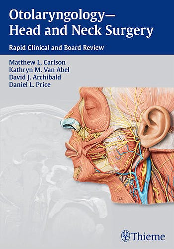 Portada del libro 9781604067682 Otolaryngology-Head and Neck Surgery. Rapid Clinical and Board Review