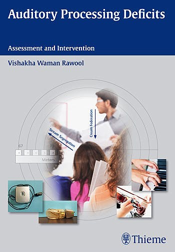 Portada del libro 9781604068382 Auditory Processing Deficits. Assessment and Intervention
