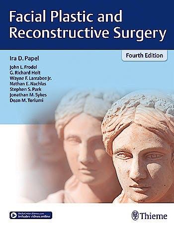 Portada del libro 9781604068481 Facial Plastic and Reconstructive Surgery