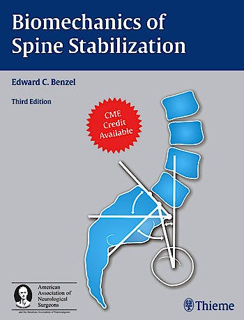 Portada del libro 9781604069242 Biomechanics of Spine Stabilization