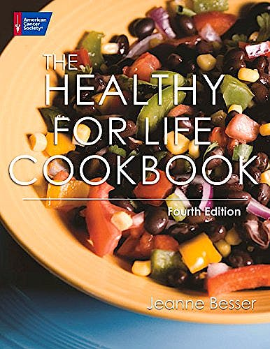 Portada del libro 9781604432374 The American Cancer Society's New Healthy Eating Cookbook