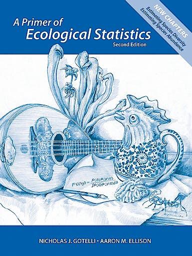 Portada del libro 9781605350646 A Primer of Ecological Statistics