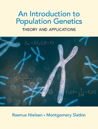 Portada del libro 9781605351537 An Introduction to Population Genetics. Theory and Applications