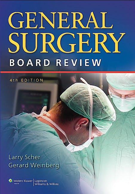 Portada del libro 9781605470665 General Surgery. Board Review