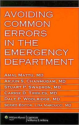 Portada del libro 9781605472270 Avoiding Common Errors in the Emergency Department