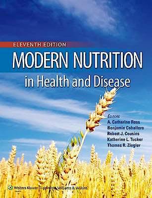 Portada del libro 9781605474618 Modern Nutrition in Health and Disease
