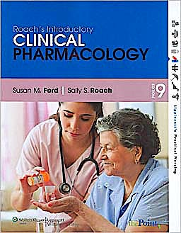 Portada del libro 9781605476339 Roach's Introductory Clinical Pharmacology