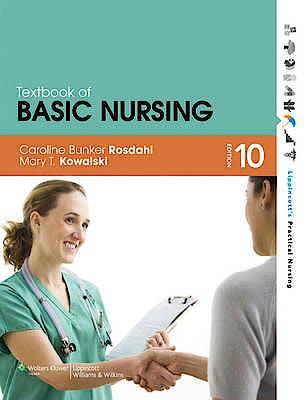 Portada del libro 9781605477725 Textbook of Basic Nursing