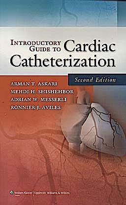 Portada del libro 9781605478852 Introductory Guide to Cardiac Catheterization