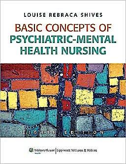 Portada del libro 9781605478876 Basic Concepts of Psychiatric-Mental Health Nursing