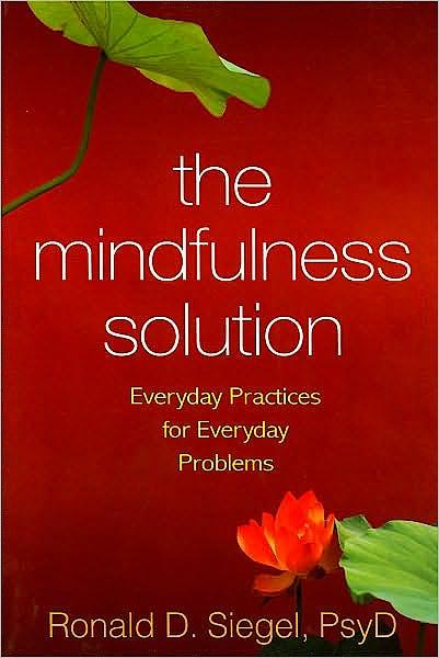 Portada del libro 9781606232941 The Mindfulness Solution